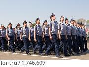 Купить «Женский батальон», фото № 1746609, снято 6 мая 2010 г. (c) FotograFF / Фотобанк Лори