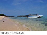 Пляж. Стоковое фото, фотограф Струкова Светлана / Фотобанк Лори