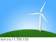 Купить «Экологически чистая энергия», иллюстрация № 1750133 (c) Борис Терехов / Фотобанк Лори