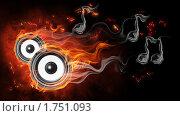 Купить «Пламенный символ», фото № 1751093, снято 26 марта 2019 г. (c) Константин Юганов / Фотобанк Лори