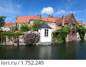 Купить «Брюгге. Каналы», фото № 1752249, снято 10 мая 2010 г. (c) Maria Kuryleva / Фотобанк Лори