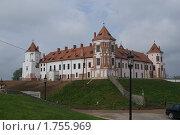 Город Мир, Белоруссия (2010 год). Стоковое фото, фотограф Светлана Царапаева / Фотобанк Лори