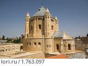 Купить «Израиль.Иерусалим.Храм Успения Богородицы.», фото № 1763097, снято 14 мая 2010 г. (c) Валерий Ситников / Фотобанк Лори