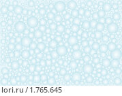 Купить «Фон из голубых пузырьков», иллюстрация № 1765645 (c) Татьяна Васина / Фотобанк Лори