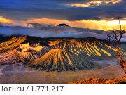 Вулканы (2010 год). Стоковое фото, фотограф Ольга Хорошунова / Фотобанк Лори