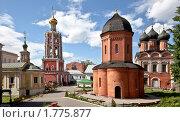 Купить «Высокопетровский монастырь. Москва», эксклюзивное фото № 1775877, снято 5 июня 2010 г. (c) Виктор Тараканов / Фотобанк Лори