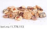 Печенье. Стоковое фото, фотограф Чехарина Анна / Фотобанк Лори