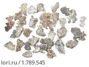 Самородное серебро. Стоковое фото, фотограф Фрибус Екатерина / Фотобанк Лори