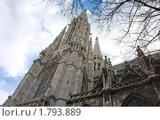 Вена. Церковь обета (2010 год). Стоковое фото, фотограф Яна Векуа / Фотобанк Лори