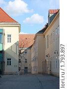 Вена. Университетский кампус (2010 год). Стоковое фото, фотограф Яна Векуа / Фотобанк Лори