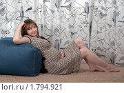 Беременная женщина (2010 год). Редакционное фото, фотограф Алексей Судариков / Фотобанк Лори
