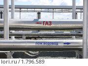 Купить «Трубопровод», фото № 1796589, снято 25 июня 2010 г. (c) Николай Лыжин / Фотобанк Лори