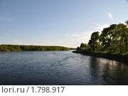 Река (2010 год). Стоковое фото, фотограф Эдгард Федотов / Фотобанк Лори