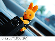 Ароматизатор для автомобиля. Стоковое фото, фотограф Ванеева Валентина / Фотобанк Лори