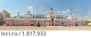 Нижний Новгород торговый дом Пассаж на ярмарочной площади (2010 год). Редакционное фото, фотограф Валерий Овчинников / Фотобанк Лори