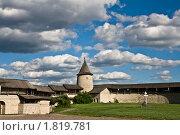 Купить «Псковский кремль», фото № 1819781, снято 5 июня 2010 г. (c) Елена Калинина / Фотобанк Лори