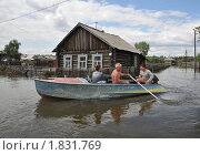 Купить «Наводнение», фото № 1831769, снято 26 июня 2010 г. (c) Free Wind / Фотобанк Лори