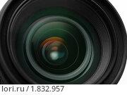 Купить «Объектив фотоаппарата крупным планом», фото № 1832957, снято 3 мая 2010 г. (c) Михаил Коханчиков / Фотобанк Лори