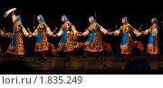 Купить «Кубанский казачий хор», фото № 1835249, снято 4 ноября 2009 г. (c) V.Ivantsov / Фотобанк Лори
