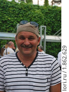 КВН. Андрей Чивурин. (2010 год). Редакционное фото, фотограф Елена Носик / Фотобанк Лори