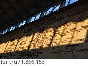 Купить «Пути сообщения», фото № 1866153, снято 21 июля 2010 г. (c) griFFon / Фотобанк Лори
