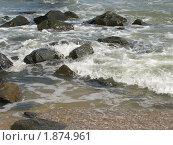 Море. Стоковое фото, фотограф Татьяна Добринчук / Фотобанк Лори