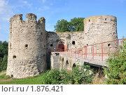 Купить «Копорье, крепость», фото № 1876421, снято 17 августа 2019 г. (c) Семёнов Марк / Фотобанк Лори