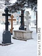 Купить «Троице-Сергиева Лавра», фото № 1883645, снято 2 января 2010 г. (c) Parmenov Pavel / Фотобанк Лори