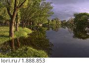 Майский разлив. Стоковое фото, фотограф Жаренов Александр / Фотобанк Лори