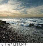 Купить «Байкальский прибой», фото № 1899049, снято 17 августа 2008 г. (c) Виктор Перякин / Фотобанк Лори