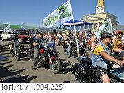 """Старт """"Сусанин-трофи"""",  г. Кострома (2010 год). Редакционное фото, фотограф Смирнов Денис / Фотобанк Лори"""
