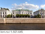 Купить «Резиденция посла Великобритании бывший особняк Павла Харитоненко, Москва», фото № 1921645, снято 21 августа 2010 г. (c) Николай Винокуров / Фотобанк Лори