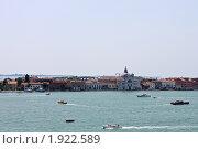 Большой канал в Венеции (2010 год). Редакционное фото, фотограф juliagam / Фотобанк Лори