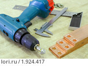 Купить «Инструменты для зенковки отверстий», фото № 1924417, снято 4 июня 2007 г. (c) Юрий Кобзев / Фотобанк Лори