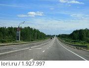 Купить «Ленинградка», фото № 1927997, снято 20 июля 2010 г. (c) Дмитрий Алимпиев / Фотобанк Лори