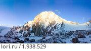 Купить «Горы», фото № 1938529, снято 19 августа 2018 г. (c) Михаил Сафиуллин / Фотобанк Лори