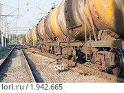 Купить «Железнодорожные перевозки», фото № 1942665, снято 31 августа 2010 г. (c) Алексей Букреев / Фотобанк Лори