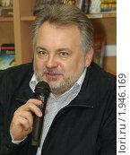 Купить «Андрей Россет, писатель», фото № 1946169, снято 18 октября 2008 г. (c) игорь иванов / Фотобанк Лори