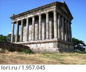 Храм Гарни, Армения (2010 год). Стоковое фото, фотограф Татьяна Крамаревская / Фотобанк Лори