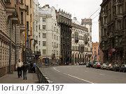 Улицы Санкт-Петербурга (2010 год). Редакционное фото, фотограф Елена Элевтерова / Фотобанк Лори