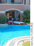 Купить «Atlantica Sensatory Resort. остров Крит. Греция», фото № 1970953, снято 10 сентября 2010 г. (c) Екатерина Овсянникова / Фотобанк Лори