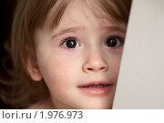 Купить «Взгляд ребенка», фото № 1976973, снято 27 октября 2009 г. (c) Olha Ukhal / Фотобанк Лори