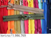 Купить «Набор разноцветных молний», эксклюзивное фото № 1986769, снято 19 марта 2019 г. (c) Lora / Фотобанк Лори