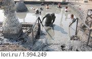 Грязевые ванны на Азовском море (2010 год). Редакционное фото, фотограф Дмитрий Горбик / Фотобанк Лори