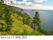 Купить «Побережье Байкала», фото № 1994353, снято 19 августа 2010 г. (c) Роман Коротаев / Фотобанк Лори