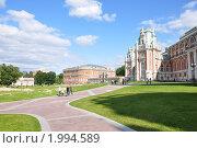 Музей-заповедник Царицыно (2009 год). Редакционное фото, фотограф Абушкина Мария / Фотобанк Лори