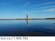 Калязин. Колокольня собора Николая Чудотворца (2010 год). Стоковое фото, фотограф lana1501 / Фотобанк Лори