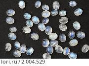 Купить «Лунные камни», фото № 2004529, снято 20 июля 2018 г. (c) Фрибус Екатерина / Фотобанк Лори