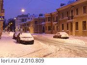 Купить «Санкт-Петербург, виды», эксклюзивное фото № 2010809, снято 22 февраля 2010 г. (c) Дмитрий Неумоин / Фотобанк Лори