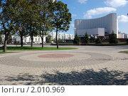Купить «Диорама, город Белгород», фото № 2010969, снято 24 сентября 2010 г. (c) Ярослав Крючка / Фотобанк Лори